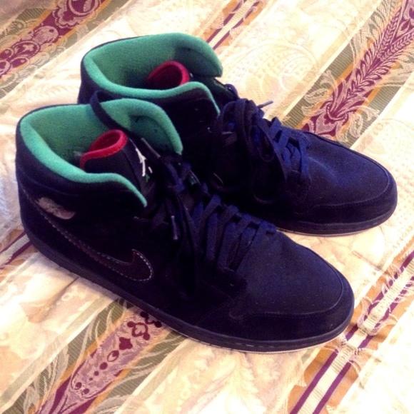 Air Jordan I Retro Cinco De Mayo Size